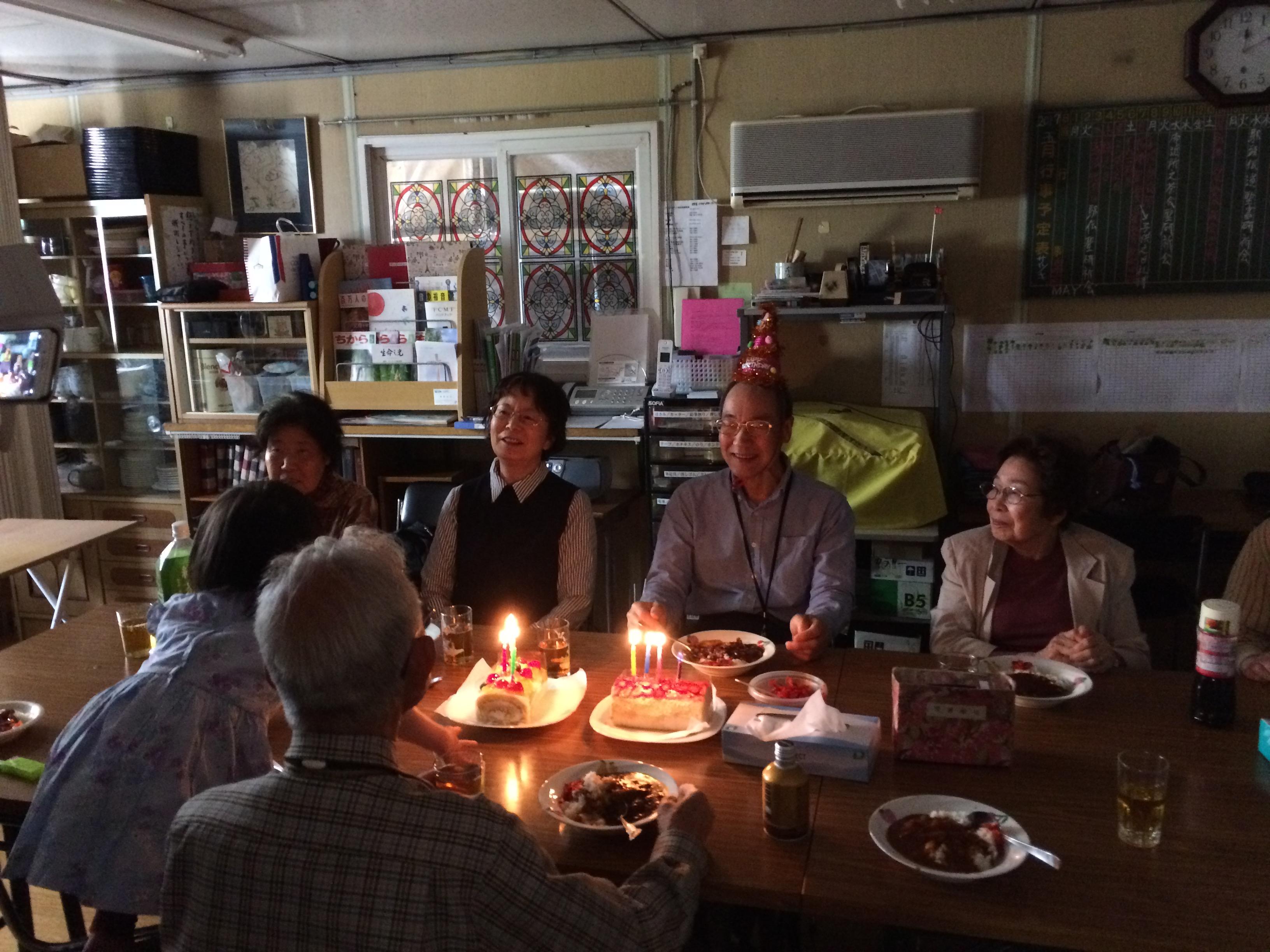 20170507 岡部さんお誕生日1