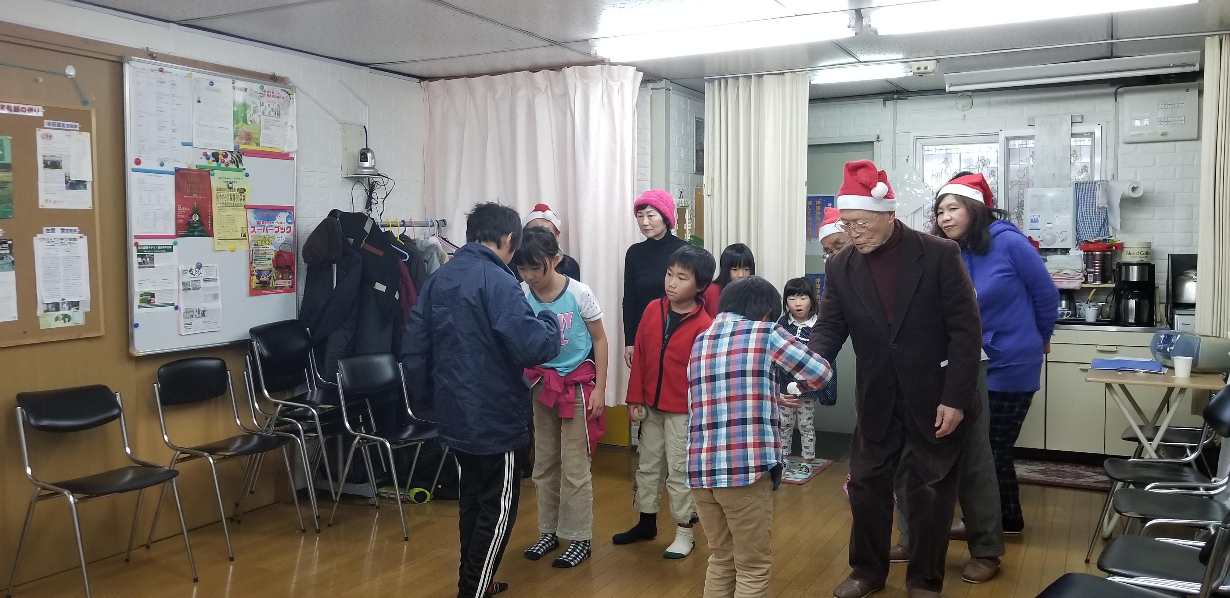 2015 子どもクリスマス祝会5