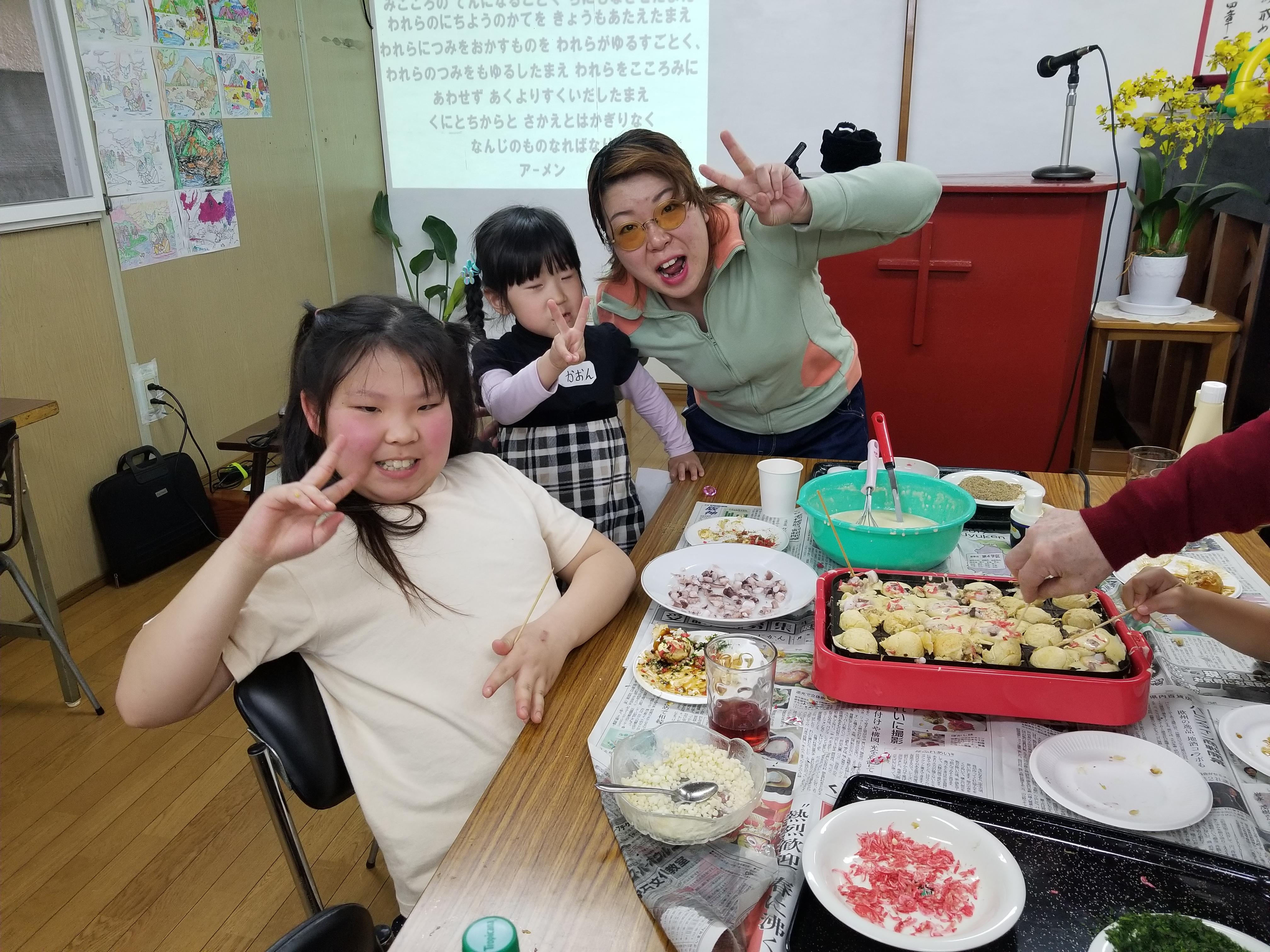 20180401 たこ焼きパーティー8