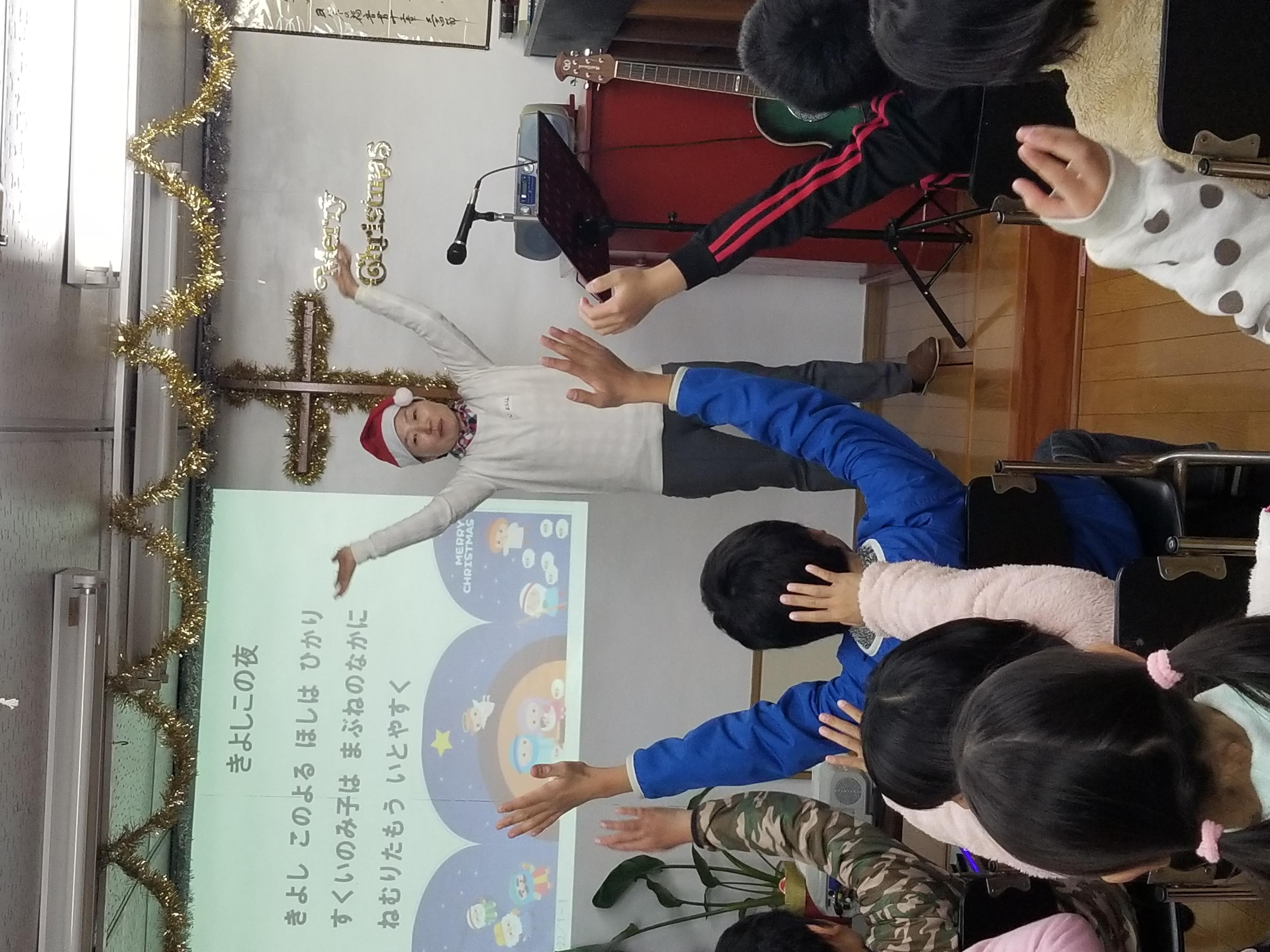 20171224 子供クリスマス会13