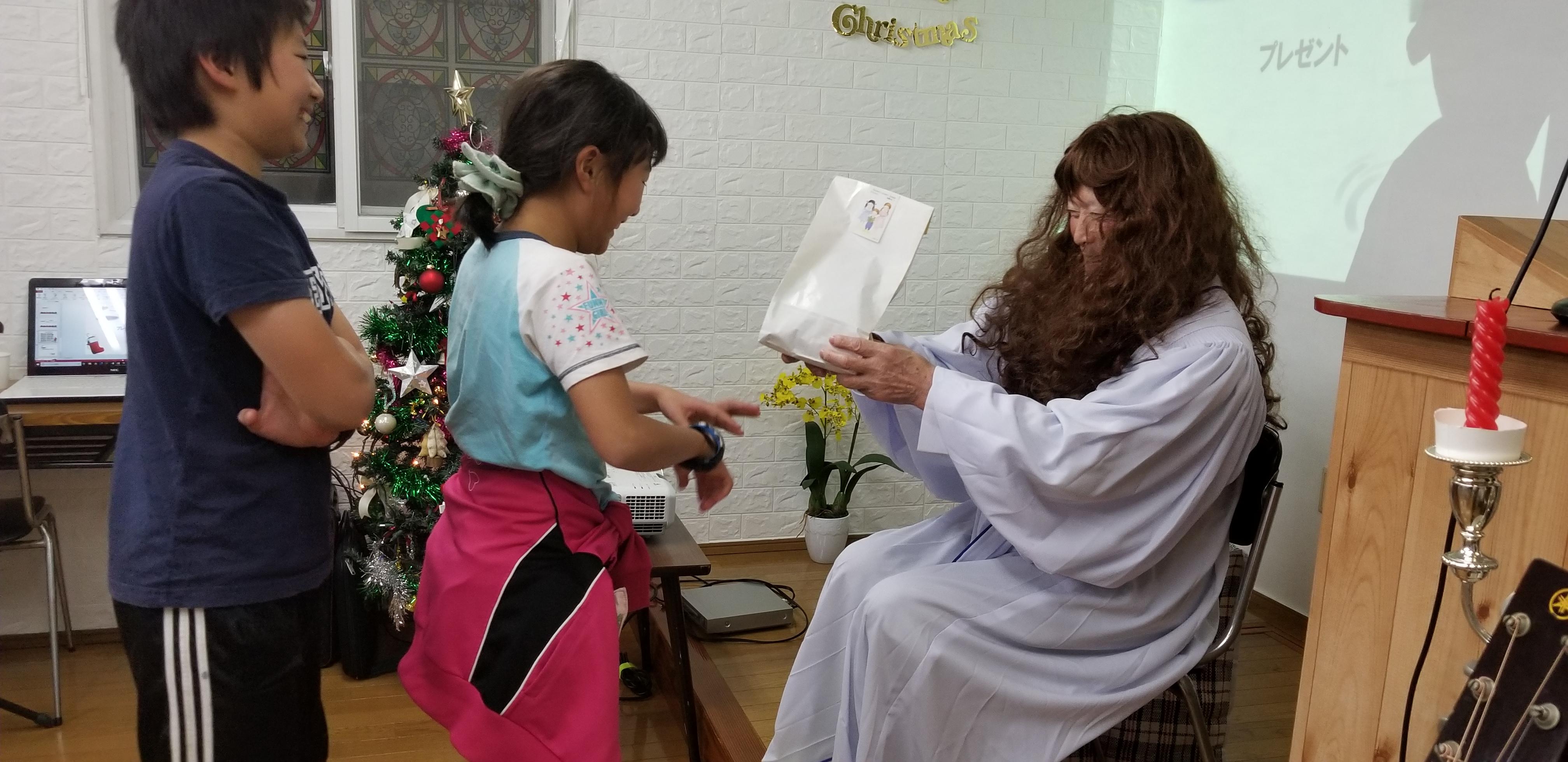 20181215 子どもクリスマス祝会2