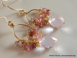 A New Year, a New & Improved AproposbyDesign Handmade Jewelry Web Site & Blog!