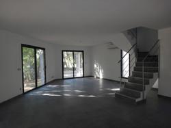 Intérieur villa individuelle