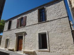 Rénovation façade après