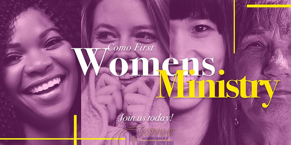 Women's Ministry Zoom