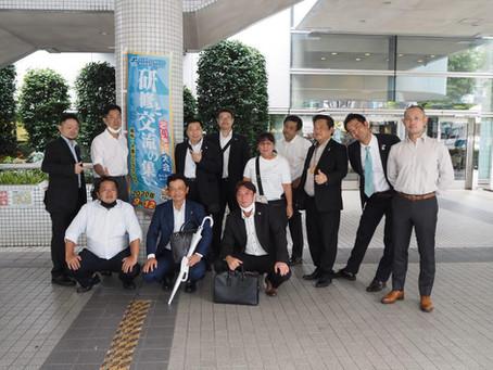 9月12日(土)埼玉県商工会議所青年部連合会会員大会「研修と交流の集い さいたま大会」が開催されました。
