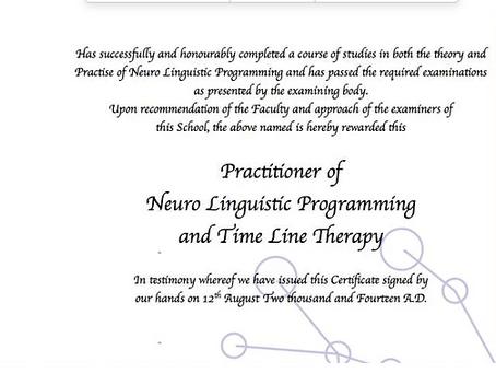 NLP Training (NLP Coach Practitioner Certification Training)