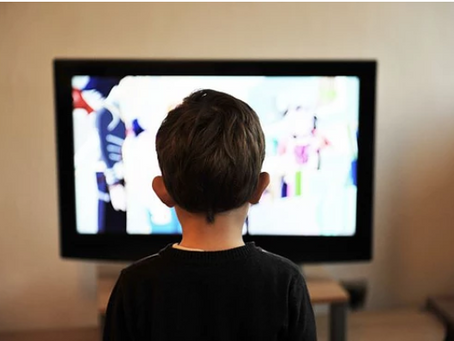 How much TV is enough of kids before harm is done?