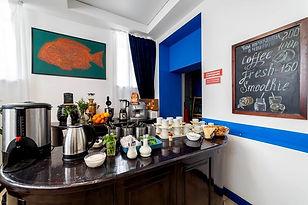 """Завтрак шведский стол в Отеле """"Очарование моря"""""""