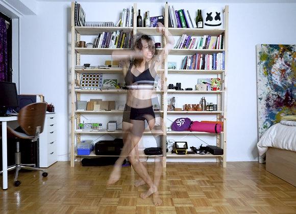CHANNA MEREYA (Vidya Vox Remix) | Contemporary Tutorial