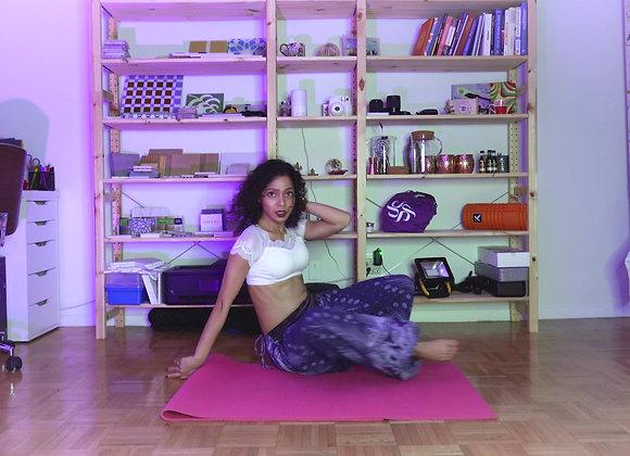 AAO RAJA | Sitting Choreography Tutorial