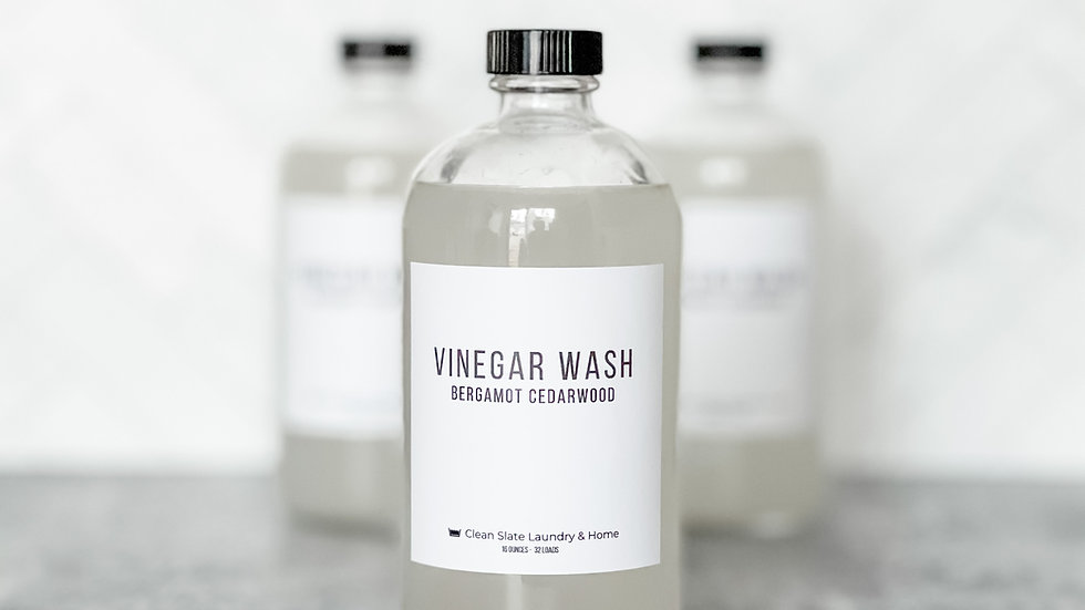 Vinegar Wash