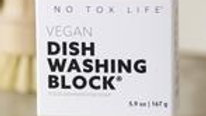 Dish Block® Washing Bar