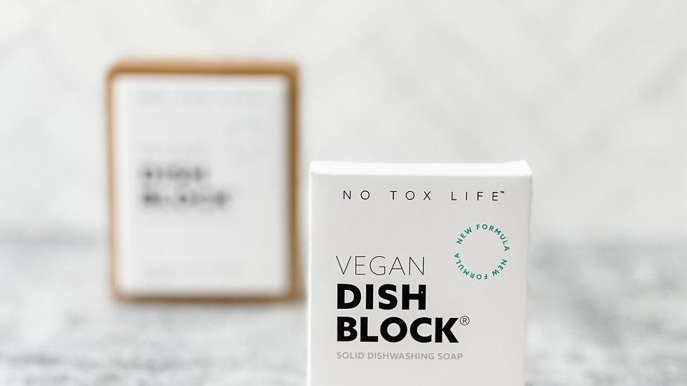 Dish Block® Washing Bar