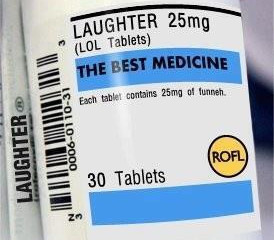 Laughter is a Powerful Antidote