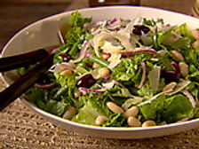 Under the Tuscan Sun Bean Salad