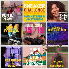 laatste versie Sneaker Challenge info Du