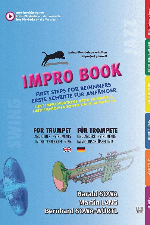 4 Stück IMPRO BOOK