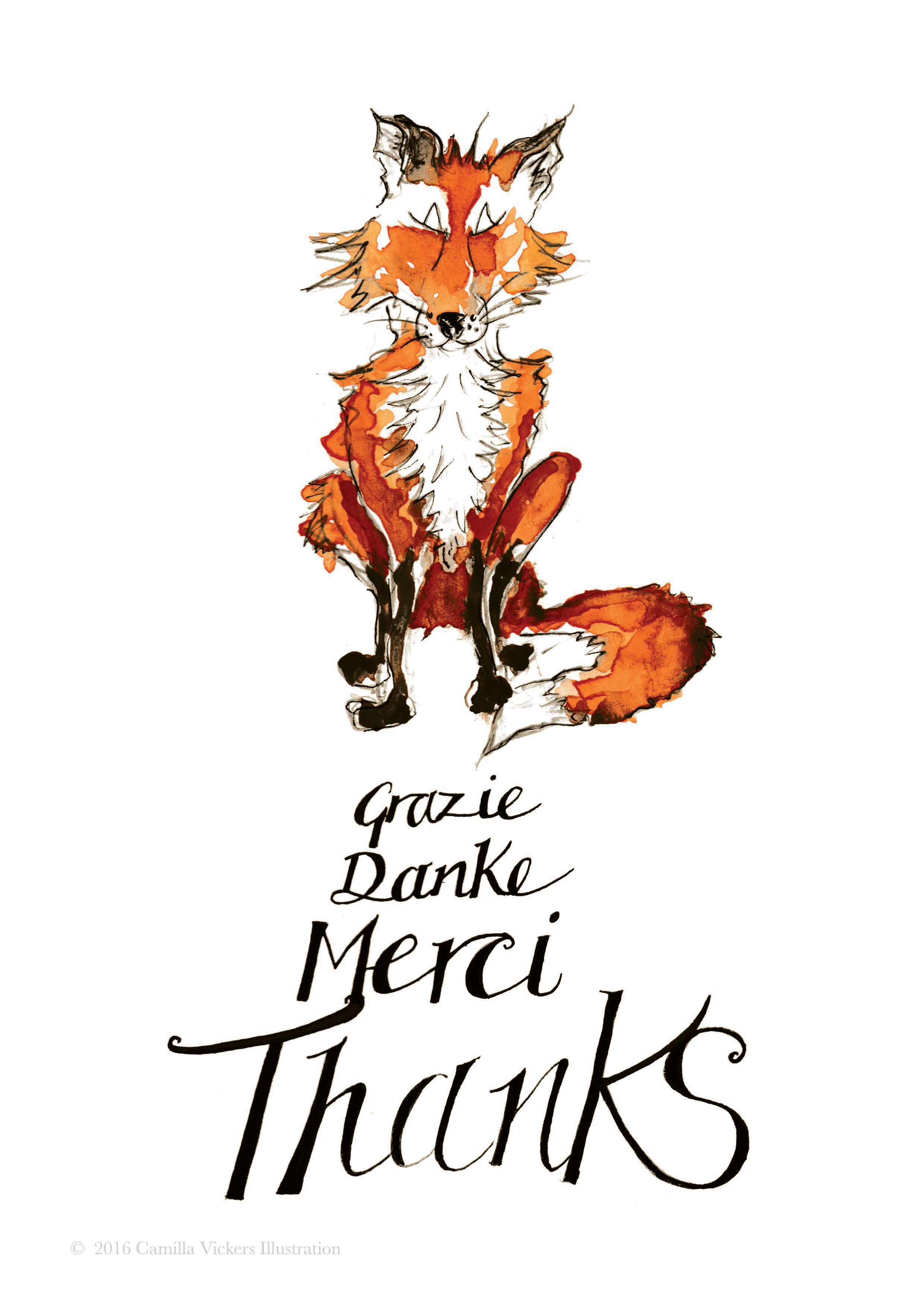 Merci Mr Fox