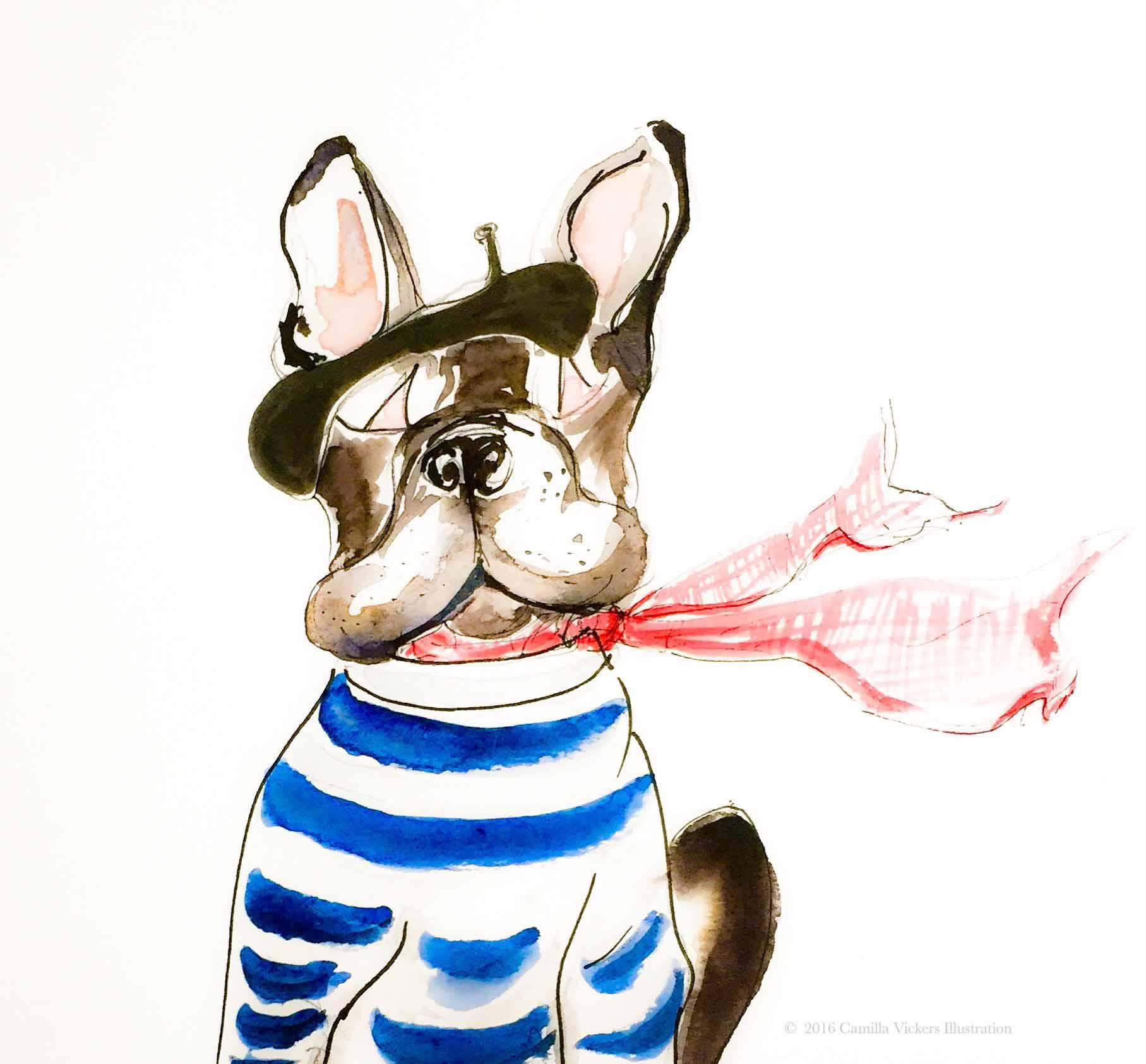 Bertie the Bulldog