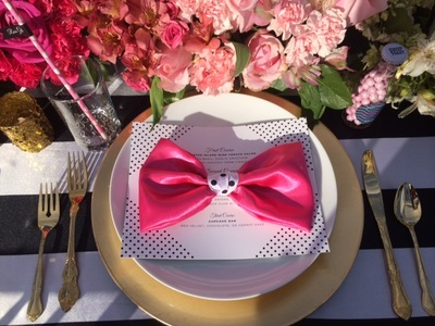Gold Chargers (also pink napkins - only 5 available but more upon request)