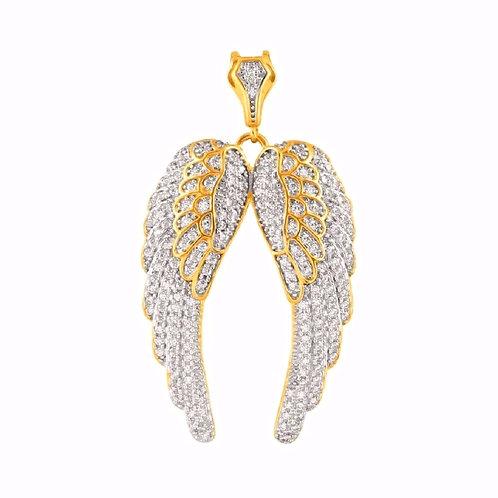 ANGEL WINGS PENDANT GOLD