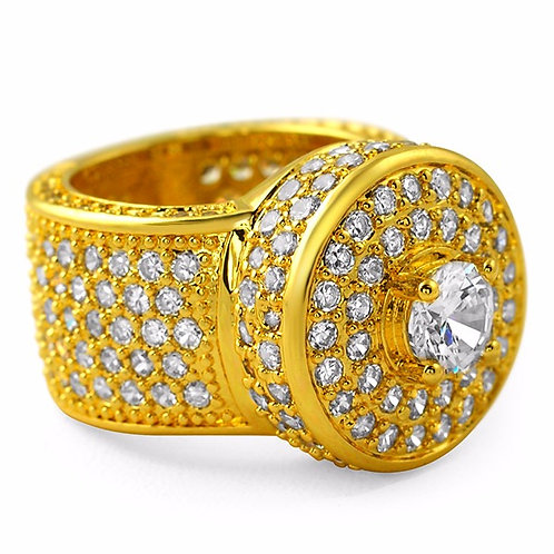 BLIZZARD ICED OUT GOLD