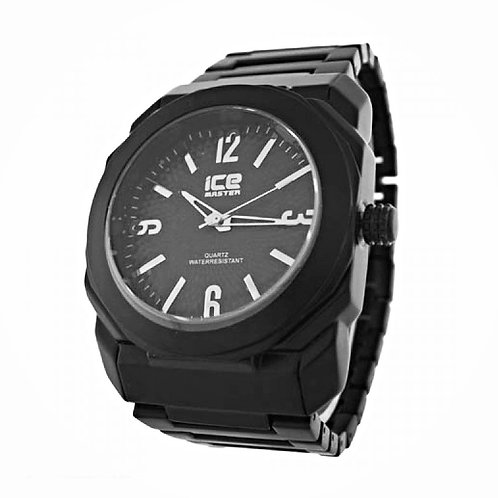 ICE MASTER MINIMALIST WATCH (BLACK)