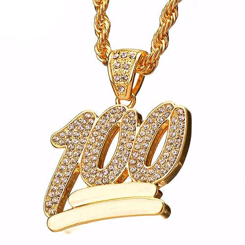 100 EMOJI GOLD