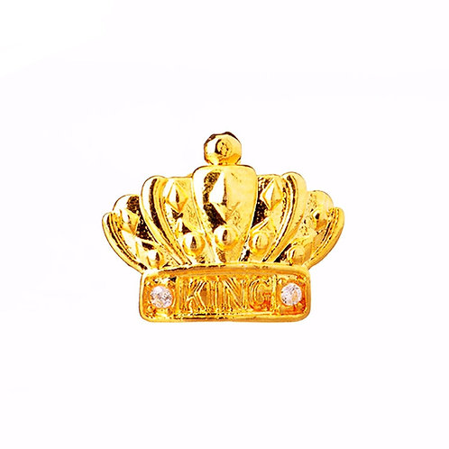 SINGLE CROWN TOOTH CAP GOLD