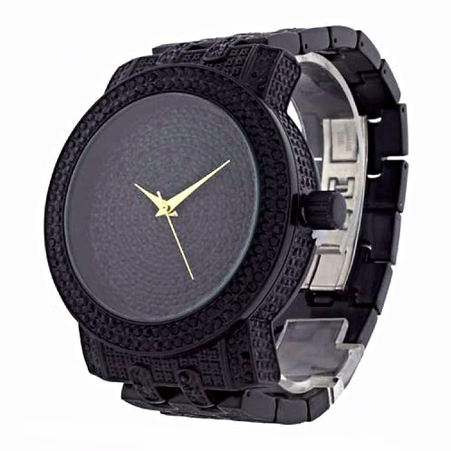 BLACKED OUT RODEO WATCH