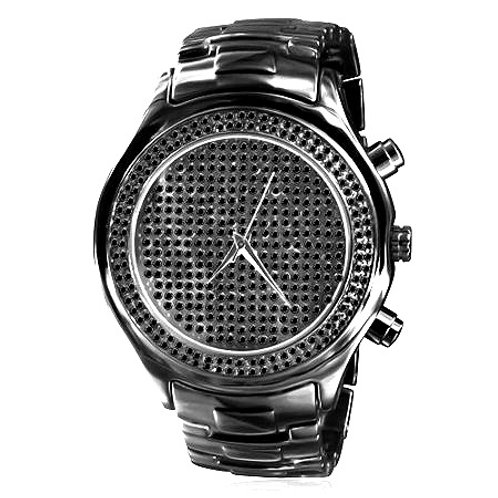 FOUNDER HEMATITE WATCH