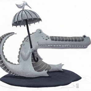 Umbrella Gator