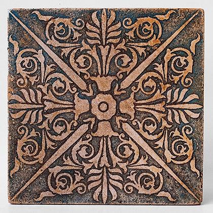TCS08 – Full Carved Travertine Tile