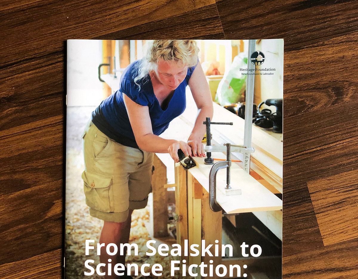 From Sealskin to Science Ficton Magazine