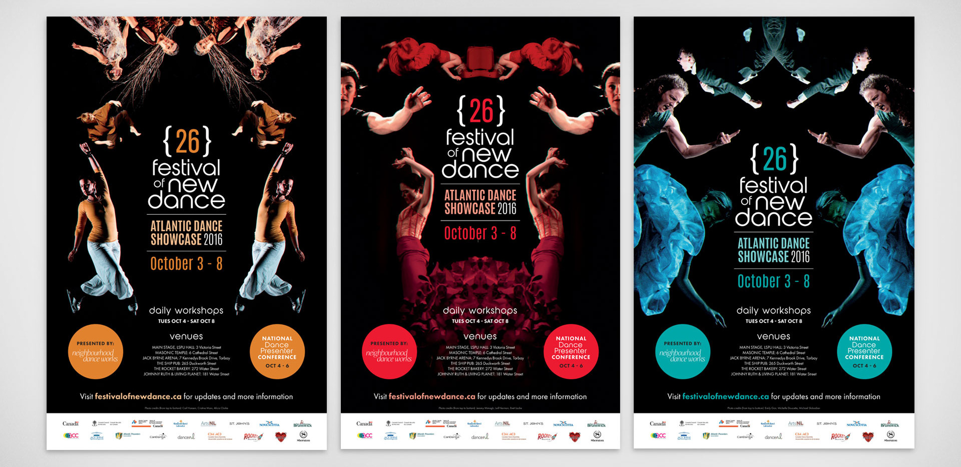 FND 2016 Poster Series