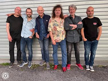 Ibanez, Savarez. Masterclasse Quimper Jean-Claude RAPIN, Yannick ROBERT, Mat NINAT, Shades Of Blue, Steven LEBERT