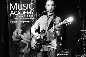 Steven Lebert, école de guitare, Quimper, Finistère, Bretagne