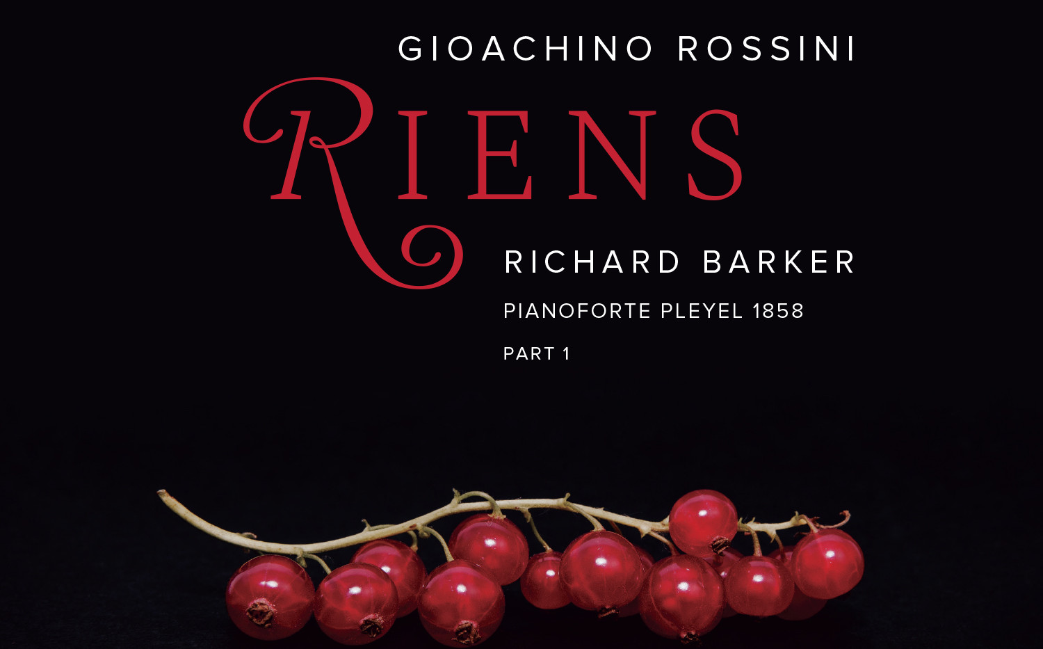 CD Riens Rossini