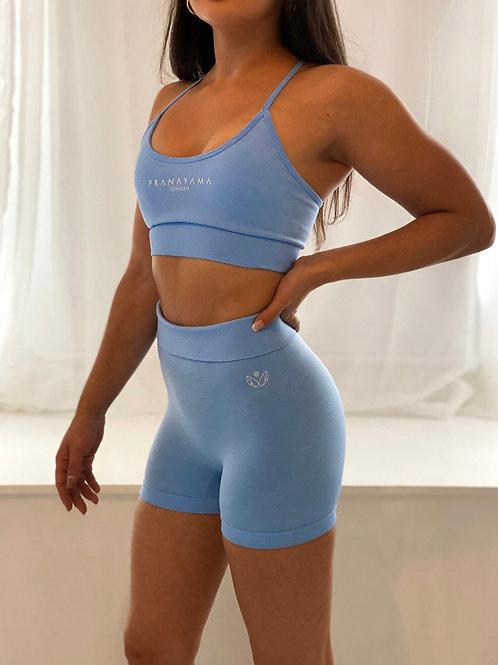 'NEPTUNE' Seamless Shorts Set