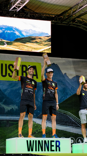 SIEG UND TOP TEN BEIM RACE AROUND AUSTRIA 2020!