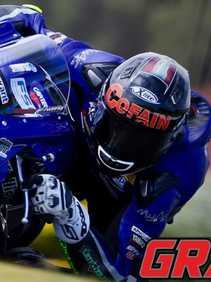 GRADINGER Mit Kiefer Racing Supersport-WM im nächsten Jahr!