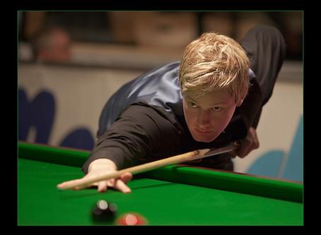1. Internationales Wels-Snooker war ein voller Erfolg!