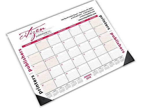 2018 Desk Calendar 22 x 17