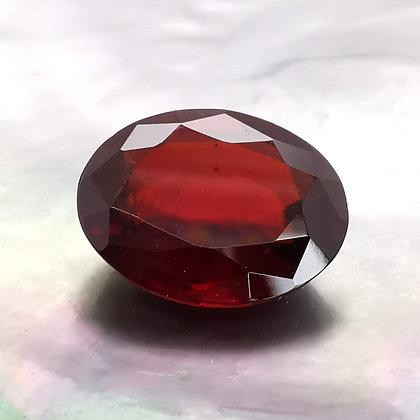 Grenat Hessonite 6.00 carats (Inde)