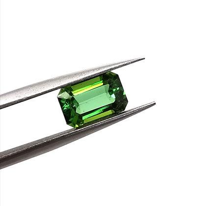 Tourmaline Verte 1.06 carats (Nigeria)