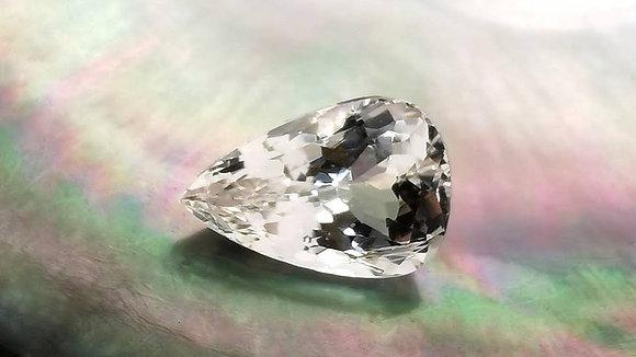 Topaze Naturelle 3.24 carats (Pakistan)
