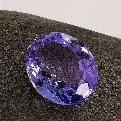 Tanzanite 6.80 carats (Tanzanie)