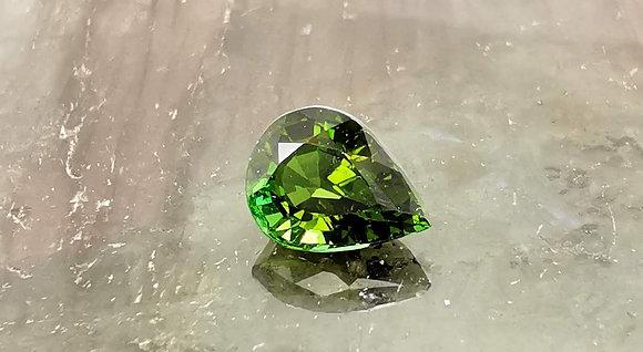 Tourmaline Verte 1.17 carats (Nigeria)