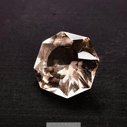 Topaze naturelle 4.76 carats - Afghanistan